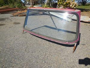 Triumph Spitfire tr4 Windshield Frame And Windshield