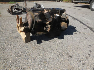 Triumph Gt6 Long Block Core Stamped Number Kf1607 He
