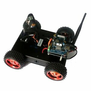 Wifi Robot Car Kit Unihobby Hb600 Pro 4wd Arduino Robot Car Chassis Kits With