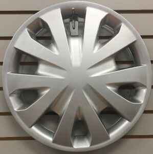 New 15 Silver Hubcap Wheelcover For 2012 2019 Nissan Versa