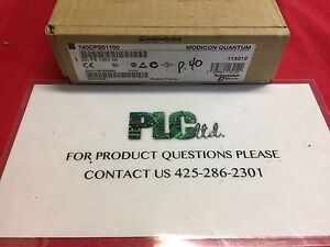 140cps51100 Modicon Pwr Sply 140 cps 511 00 Brand New