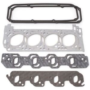 Edelbrock 7374 Head Gasket Set For 1970 74 Ford 351 Cleveland