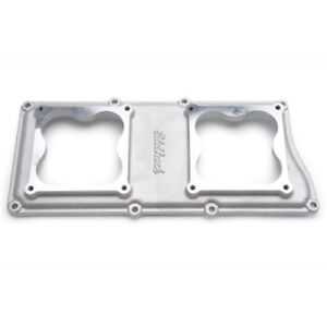 Edelbrock 7086 Victor Tunnel Ram Intake Manifold Top Plate Big Block Chevy 4500