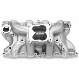 Edelbrock 7166 Performer Rpm 460 Intake Manifold For Bb Ford 429 460ci