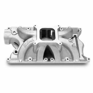 Edelbrock 2981 Victor Jr 351w Intake Manifold For 1969 up Small Block Ford 351w