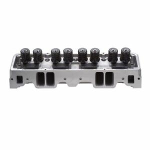 Edelbrock 5085 E 210 Series Aluminum Cylinder Head Small Block Chevy 302 400ci