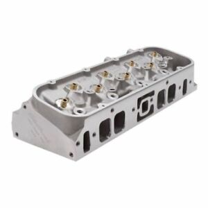 Edelbrock 60449 Performer Rpm 454 o Bare Single Cylinder Head For B b Chevy