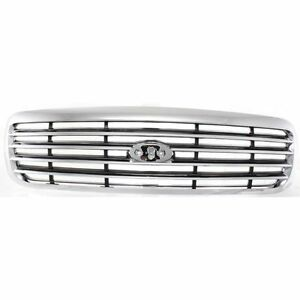 Fo1200346 1998 2011 Grille Front For Ford Crown Victoria