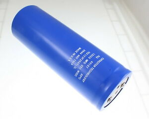 12000uf 250v Large Can Electrolytic Aluminum Capacitor 250vdc 12000mfd 12 000