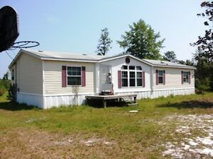 2006 Nobility Mobile Home With Land 4br 2ba 28x60 Fountain Florida