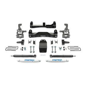 Fabtech K2183 Basic 4 Lift Kit For Ford F150 4wd