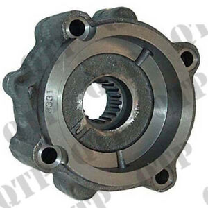 Ford New Holland 81866860 Torque Pump Ford 555 655 Backhoe 555 655