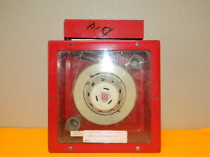 Simplex 2098 9648 Fire Alarm Duct Smoke Detector