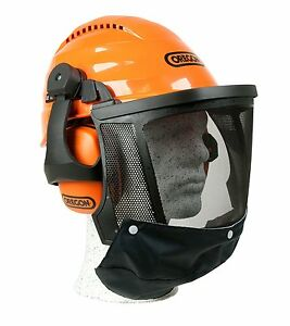 Oregon Waipoua Chainsaw Safety Helmet Combination Forestry Protection 562413