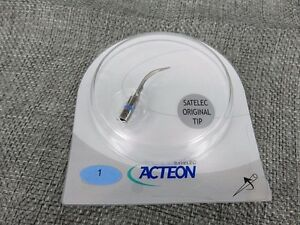 Satelec Scaling Tips Acteon Scalers Tips 10x Number Only Fast Shipping