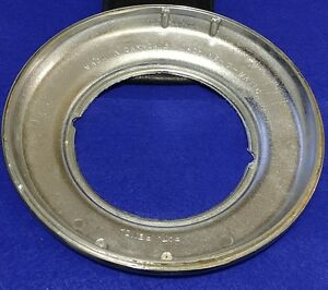 10 X Chrome Plated Zinc Adaptor Ring For Beaver Vending Machines Parts Rb16