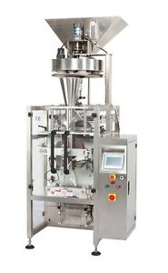 Bap Vertical Form Fill And Seal Machine Up To 50 Oz Pillow Or Gusseted