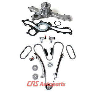 Timing Chain Kit Water Pump For 4 0l Toyota 4runner Cruiser Tacoma Tundra 1grfe