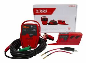 Power Probe Ect3000b Ect 3000 Box