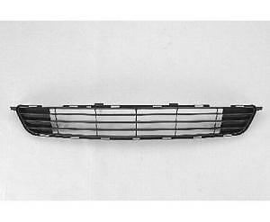 Fits 2009 2010 Toyota Corolla Front Bumper Lower Bottom Grille New