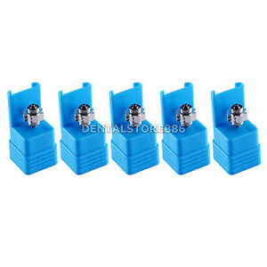 5pcs Dental Turbine Rotor Cartridge Ceramic Bearing F High Speed Kavo Handpiece