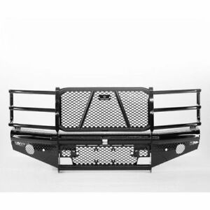 Ranch Hand Fbc151blr Legend Front Bumper For 15 17 Silverado 2500 Hd 3500 Hd