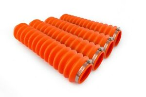 Per 87198 4 4 Orange Pdoffroad Lift Kit Shock Absorber Boot
