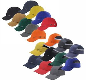 Titus Bump Cap Safety Hard Hat Scalp Head Protection Mechanic Baseball Vented
