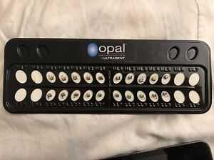 105 Opal Ultradent Orthodontic Brackets 018 U l 5 5 Hooks On 3 4 5 Dental