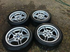 1997 2003 Bmw E39 M Sport Wheels Rims Wheel M5 540i 530i 525i 528i 535i 17