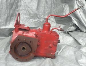Transmission Original Oem Ih For 184 Cub Lo boy International Can Ship It