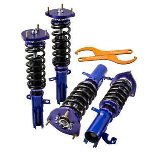 For Toyota Corolla 1988 1999 Full Coilovers Suspension Lowering Shocks Kits