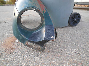 Mg Mgbgt Front Right Fender Chrome Bumper Car New After Market 800