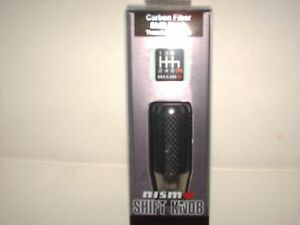Nissan Nismo Carbon Fiber Shift Knob C2865 1ea03us New