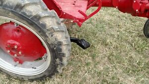 Farmall International Cub Step