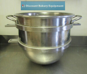 Genuine Hobart 40qt Bowl For Legacy Mixers Hl640