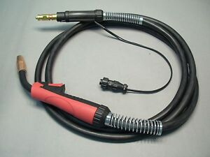 10 Htp Replacement Welding Gun Torch Stinger For Lincoln Magnum 100l K530 6