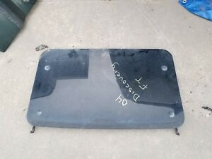 1999 2000 2001 2003 2004 Land Rover Discovery Ii Front Sunroof Glass