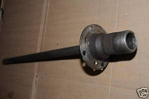 Mg Mgb Wire Wheel Axle Left