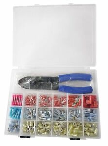 Power First Wire Terminal Kit Terminal Type Nylon Insulated Number Of Pieces