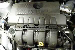 Engine 2015 Nissan Sentra 1 8l Motor With 12 795 Miles