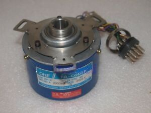 1 Pc Used Tamagawa Ohe 25k 6 Encoder In Good Condition