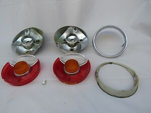 Bmw E10 M10 2002 Tailight Assembly And Extra Parts