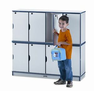 Jonti craft 2 Tier 4 Wide School Locker