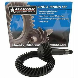 Allstar Performance 70117 Ring And Pinion Gear 4 10 Ratio Gm 7 5 Set
