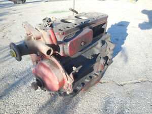 Mg Mgb 18gb Engine Block Assembly 18gb Ru H 83216 Motor