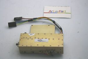 Terrasat Microwave Ed 0278 4 Power Amplifier Transmitter 6 4 7 1ghz 6w Rf