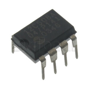 10pcs 12c508a 04p Original New Microchip Semiconductor