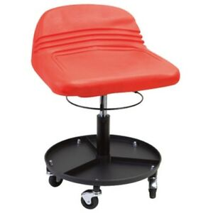 Atd Hydraulic Tractor Style Seat Creeper 81012