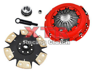 Xtr Stage 4 Clutch Kit For 1983 1988 Ford Thunderbird Mustang Svo 2 3l Turbo N t